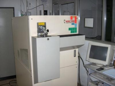 Análises Quimicas - Espectrometria Ensaio Acreditado