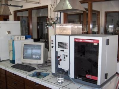 Análises Químicas - Espectrofotometria por Absorção Atómica